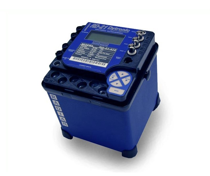 RD-21 Portable Single-Phase Reference Standard