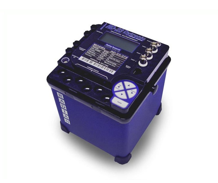 RD-23 Portable Single-Phase Reference Standard